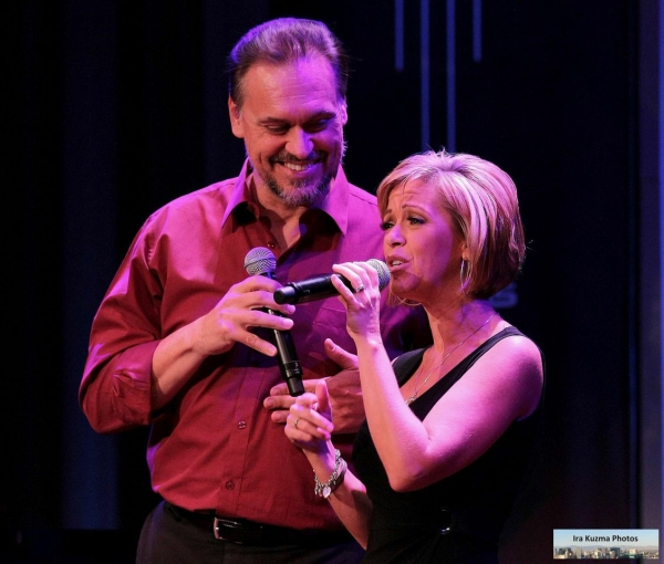 Photo Flash: Jim Caruso's Cast Party Returns to Vegas