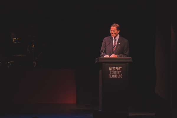 Photo Flash: Sigourney Weaver, Alan Alda, Jefferson Mays and More at Westport Country Playhouse's Gala to Honor A. R. Gurney