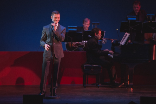 Bobby Steggert sings ''I've Got You Under My Skin'' by Cole Porter, a favorite composer of Honoree A. R. Gurney.