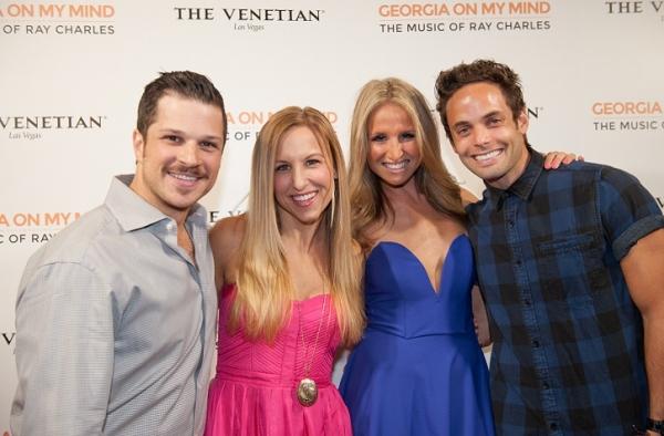 Photo Flash: 'GEORGIA ON MY MIND' Launches at The Venetian Las Vegas