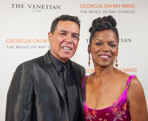 Clint Holmes and Nnenna Freelon