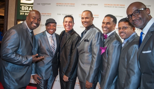 Take 6 and Clint Holmes