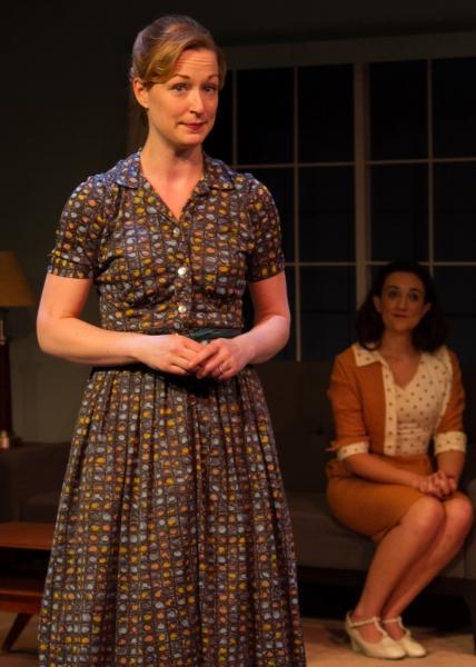 Jennifer Ruckman as Katha and Kelly Ehlert as Ellen