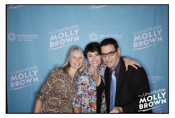 Rochelle Schoppert, Beth Malone, Mark Redanty  Photo