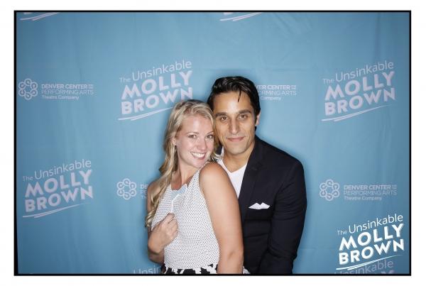Whitney Bashora & Jared Zirilli