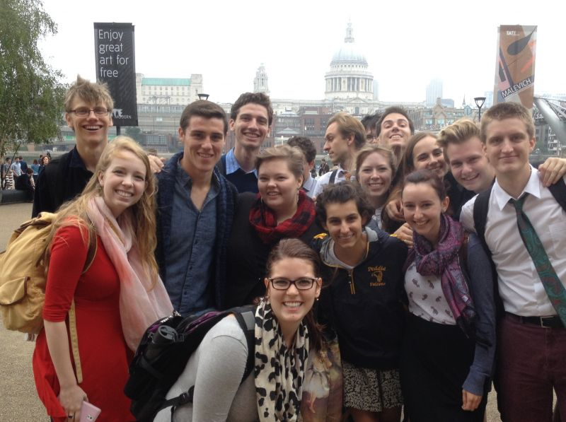 BWW Exclusive: Exploring the Theatrical Richness of London with NTI