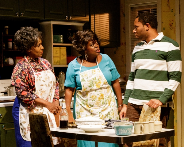 Photo Flash: First Look at Billy Porter's WHILE I YET LIVE, Starring Lillias White, S. Epatha Merkerson & More