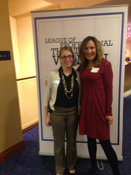 Photo Flash: LPTW's Inaugural New England Chapter Mixer