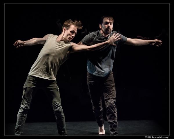 Brendan Wyatt, Luke Garwood