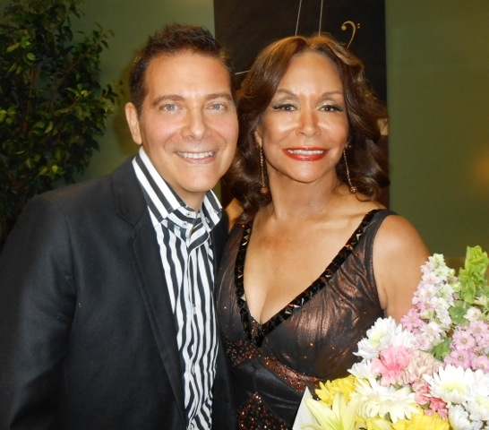 Michael Feinstein and Freda Payne