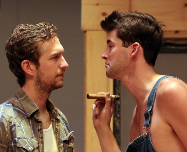 Graham Emmons as Noah and Conor Riordan Martin as Jim