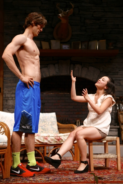 Photo Flash: First Look at VANYA AND SONIA AND MASHA AND SPIKE at Syracuse Stage