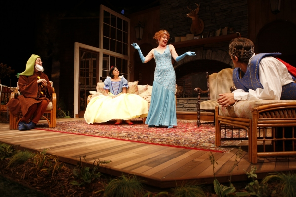 Larry Paulsen (as Vanya), Nance Williamson (as Masha), Dori Legg (as Sonia), and Ben Chase (as Spike)