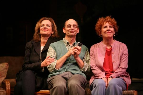 Nance Williamson (as Masha), Larry Paulsen (as Vanya), and Dori Legg (as Sonia)