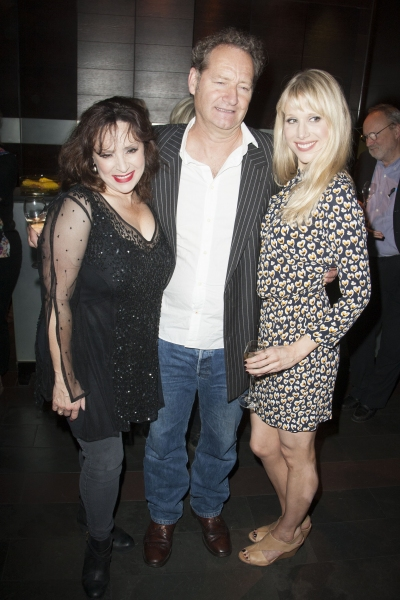 Harriet Thorpe, Richard Bean and Lucy Punch