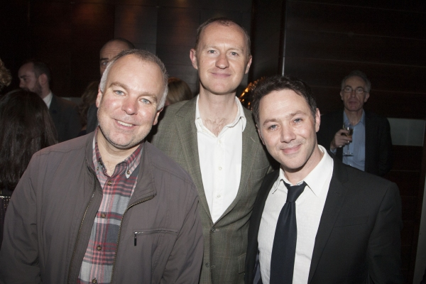 Steve Pemberton, Mark Gatiss and Reece Shearsmith