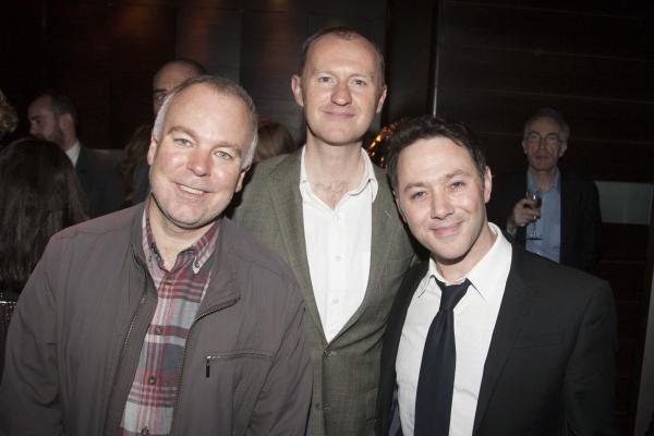 Steve Pemberton, Mark Gatiss and Reece Shearsmith