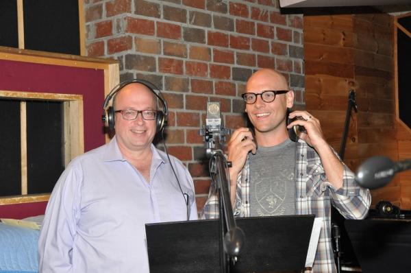 Gregg Kirsopp and Jerad Bortz