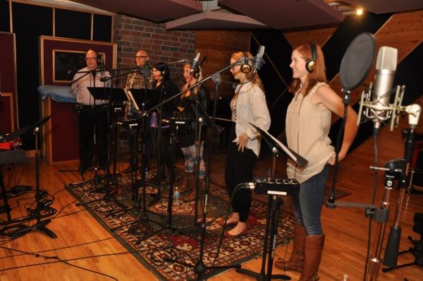 Gregg Kirsopp, Jerad Bortz, Carla Stickler, Alicia Albright, Emily Ferranti and Linds Photo
