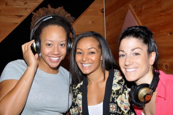 Ariel Reid, Tia Altinay and Lauryn Ciardullo Photo