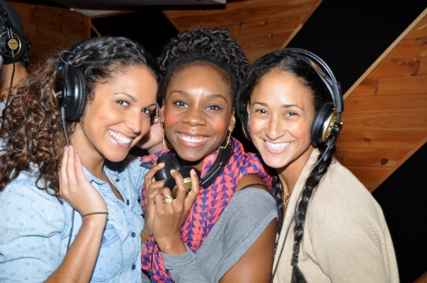 Jennifer Rias, Khori Michelle Petinaud and Nikki Long