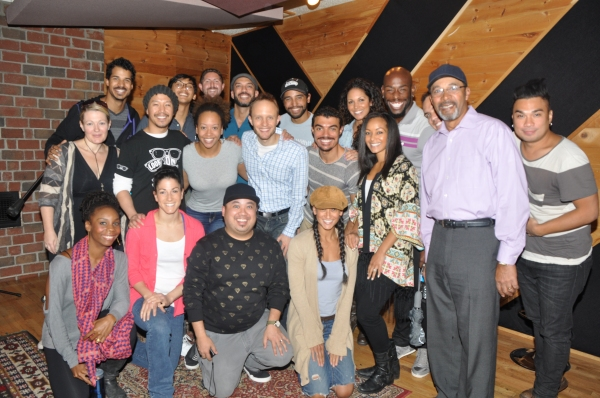 Exclusive Photo Coverage: ALADDIN Cast Brings Some Magic to Carols For A Cure!