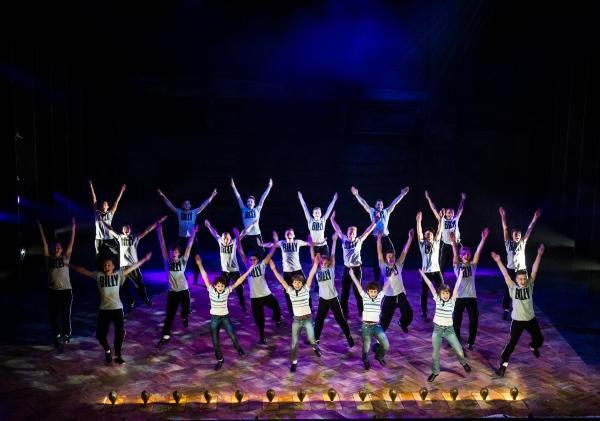 Billy Elliot Mash-up
