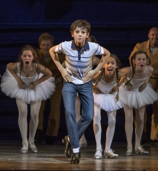 Elliott Hanna (Billy Elliot)