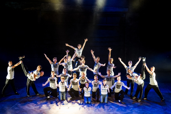 Billy Elliot Mash-up