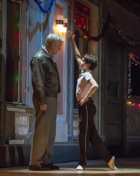Deka Walmsley (Dad), Elliott Hanna (Billy Elliot)
