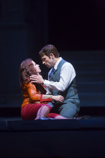 Ana Maria Martinez and Kyle Ketelsen