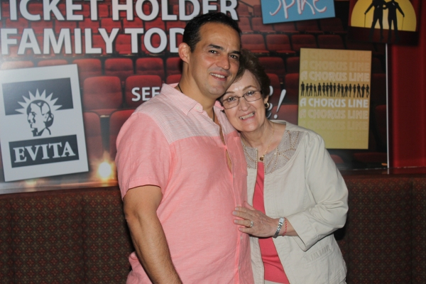 Photo Coverage: Inside Friends and Family Day at Engeman Theater's EVITA!