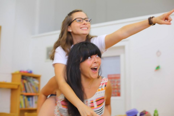 Photo Flash: In Rehersals with Honest Accomplice Theatre's THE BIRDS & THE BEES: UNABRIDGED