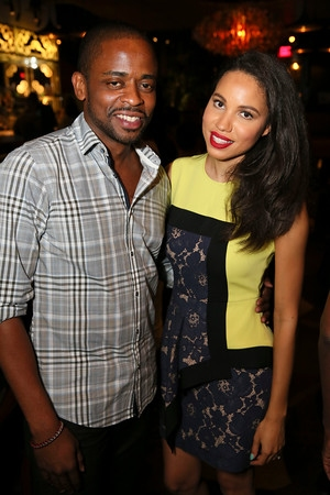 Dule Hill and cast member Jurnee Smollett-Bell