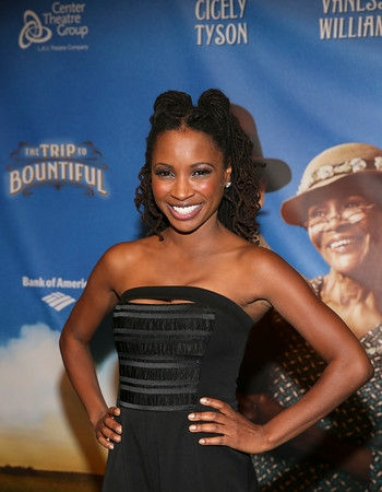 Photos: THE TRIP TO BOUNTIFUL, Starring Cicely Tyson, Vanessa Williams and Blair Underwood, Opens at the Ahmanson!