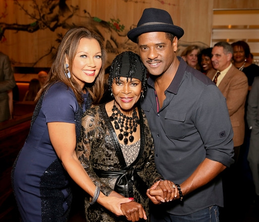 Vanessa Williams, Cicely Tyson and Blair Underwood