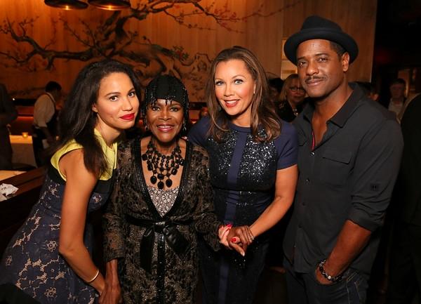 Jurnee Smollett-Bell, Cicely Tyson, Vanessa Williams and Blair Underwood Photo