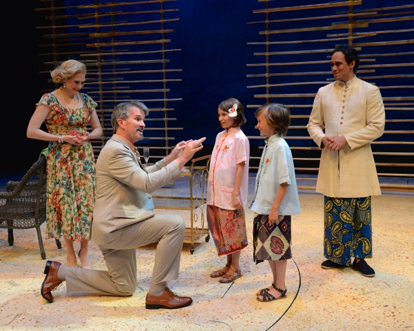 Haley Swindal (as Nellie Forbush), George Dvorsky (as Emile deBecque)  Kaeleigh Picco (as Ngana), Daniel Ward (as Jerome) and Pedro Kaawaloa (as Henry)