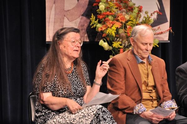 Fran Smyth and Frank Skillern