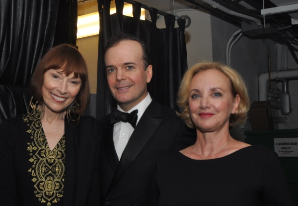 Karen Akers, Jefferson Mays and J. Smith Cameron