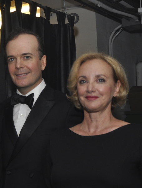 Photo Coverage: Inside Gingold Theatrical Group's VILLAGE WOOING Reading