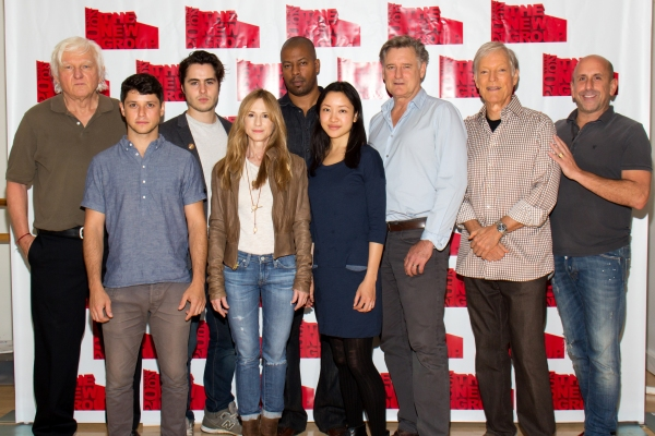 David Rabe, Raviv Ullman, Ben Schnetzer, Holly Hunter, Morocco Omari, Nadia Gan, Bill Pullman, Richard Chamberlain, Scott Elliott