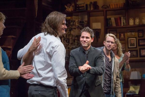 David Holthouse, Markus Potter and Cast