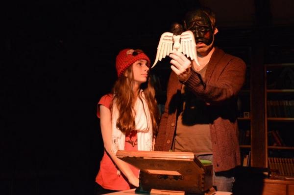 Abby Kaye and Ben Hart