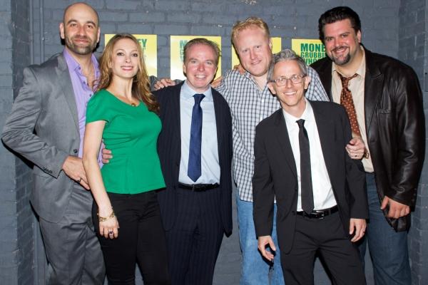 Penny Bittone, Carmit Levite, Sean J. Quinn, Adam Mucci, Brian Cichocki, James Andrew O'Connor