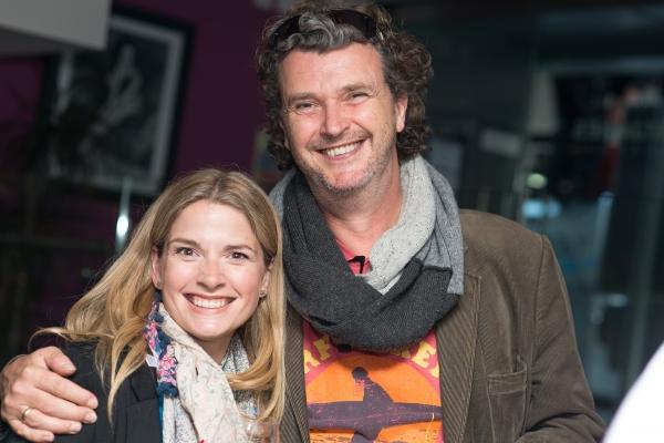 Photo Coverage: BEFORE AFTER (Starring Hadley Fraser & Caroline Sheen)