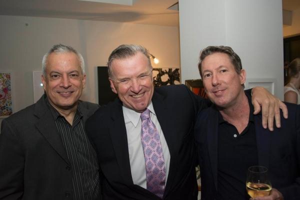 Gary Belis, David Mixner, Tim Ranney