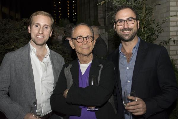 Brian Fenty, Joel Grey, Merritt Baer