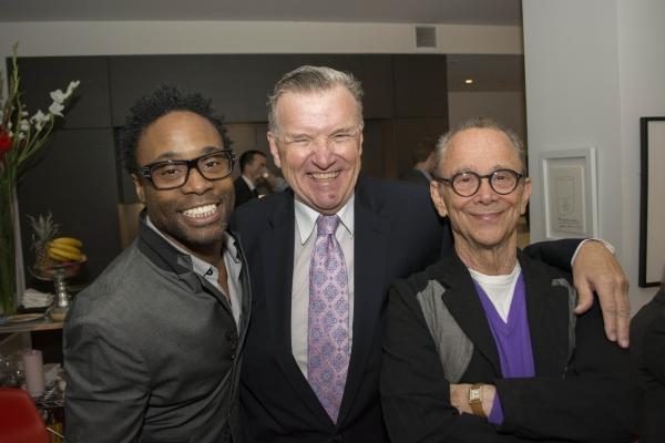 Billy Porter, David Mixner, Joel Grey