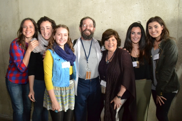 Photo Flash: Arena Stage's FIDDLER ON THE ROOF Meets the Press